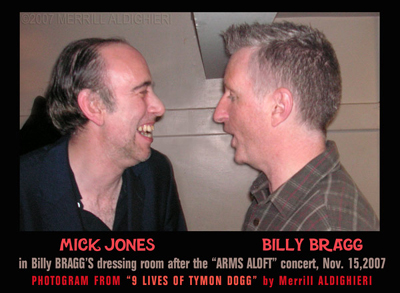 Mick Jones & Billy Bragg